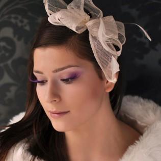 Fascynator Wedding bow