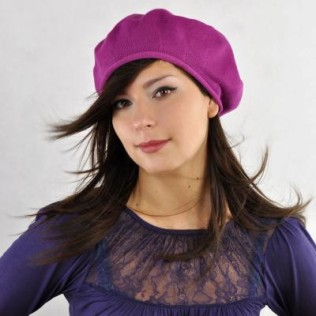 Beret Soft cotton