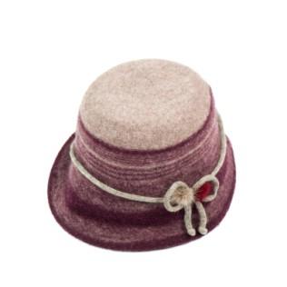 Wełniany kapelusz