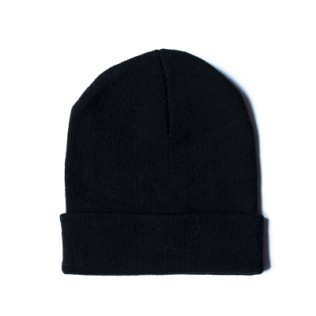 Czapka męska-czarna