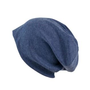 Dzianinowa czapka-smerfetka-beanie