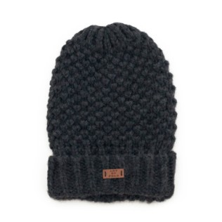Długa czapka w melanżach