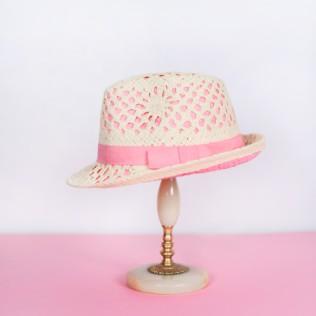 Kapelusz Pink elegance [LIMITED]
