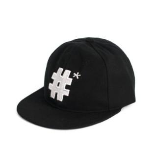 Czapka fullcap Hashtag