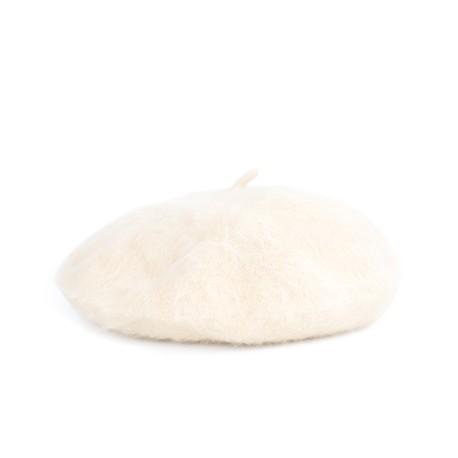 Angorowy beret Zimowa miękkość