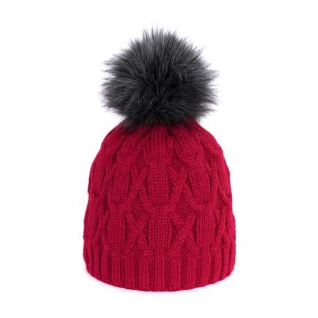 Polska czapka Królowa zimy