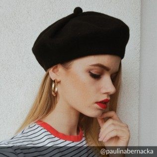 Beret French vibes