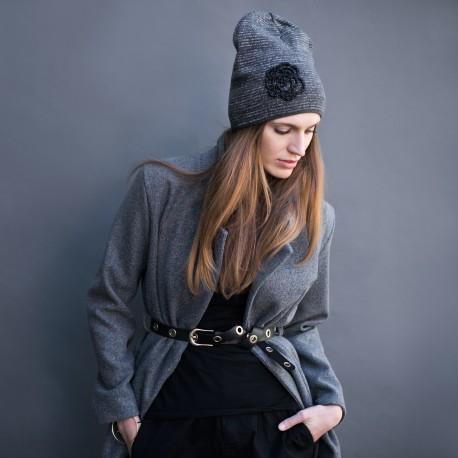 Polska czapka Zimowy blask