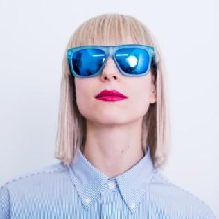Okulary przeciwsłoneczne Wirtualny świat