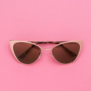 Okulary przeciwsłoneczne Lustrzane zalotki