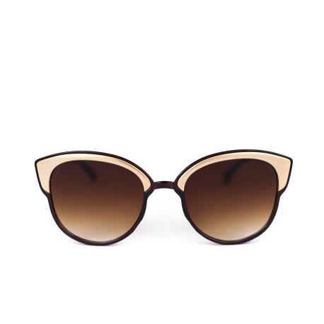 Okulary przeciwsłoneczne Gold kitty