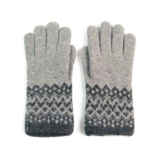 Podwójne rękawiczki-skandynawskie