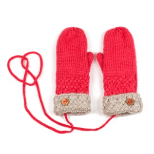 Babcine rękawiczki jednopalczaste