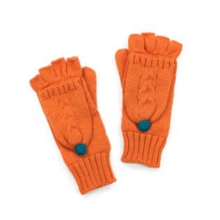 Rękawiczki-łapki Warkoczyk