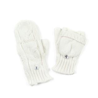 Rękawiczki Warkocz i diament