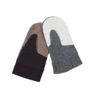 Rękawiczki jednopalczaste w eleganckiej odsłonie