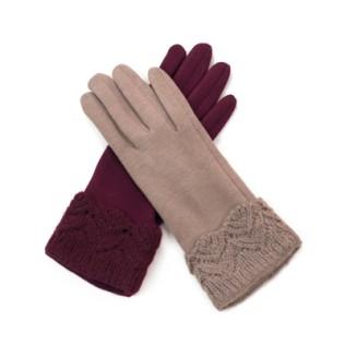 Rękawiczki Koronkowy nadgarstek