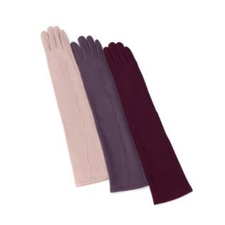 Rękawiczki długie Elegancka fala