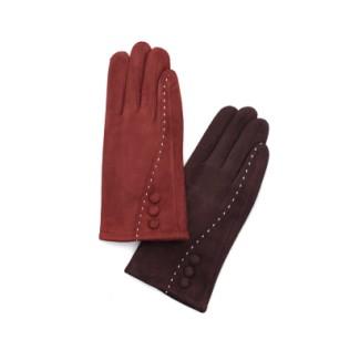 Rękawiczki Trzy guziczki