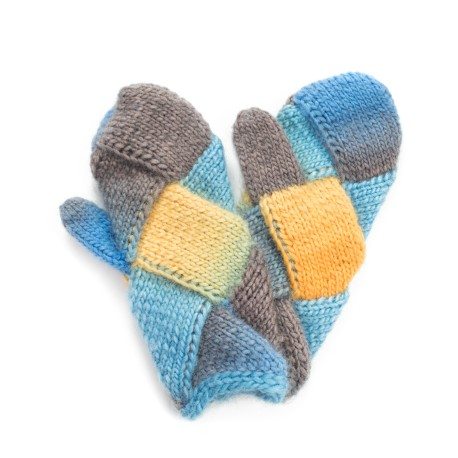 Polskie rękawiczki Jadzia [HANDMADE]