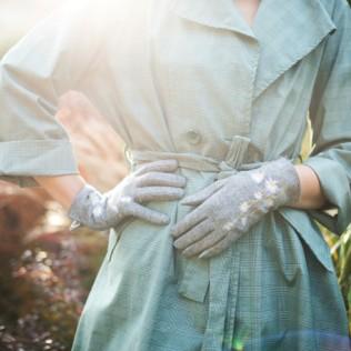 Rękawiczki Stokrotki