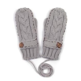 Rękawiczki Francuski warkocz